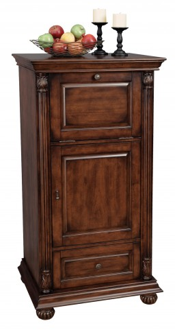 Cognac Wine & Bar Cabinet