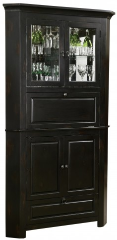 Cornerstone Estates Wine & Bar Cabinet