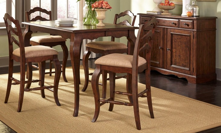 Woodland Creek Gathering Dining Room Set