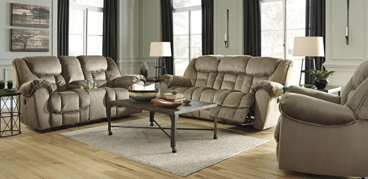 Jodoca Driftwood Power Reclining Living Room Set