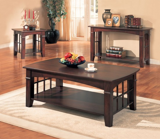 Abernathy Occasional Table Set