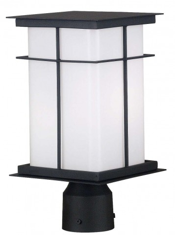 Mesa 1 Light Medium Post Lantern