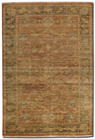 Eleonora 6 X 9 Hand Knotted Rug
