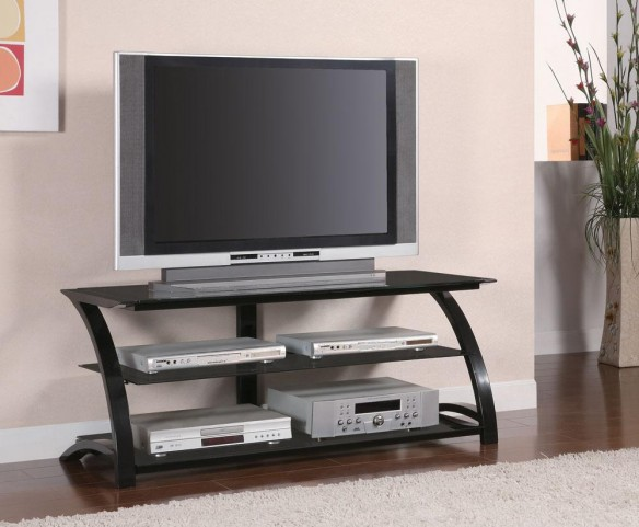Black TV Stand 700664