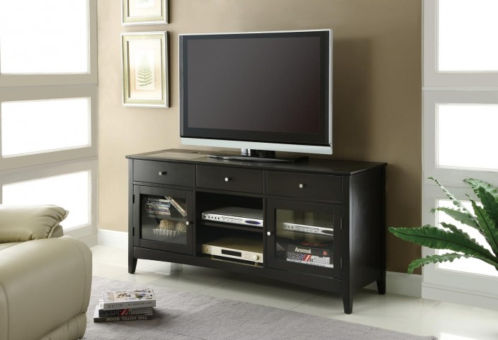 Cappuccino TV Stand 700694