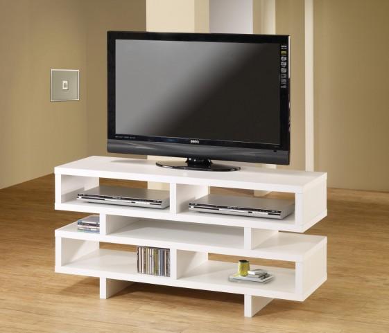 White Tv Stand 700721