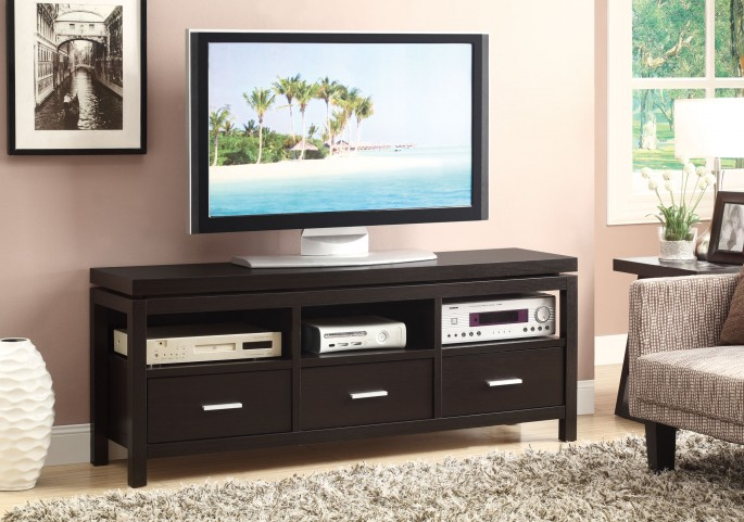 700885 Cappuccino Tv Console