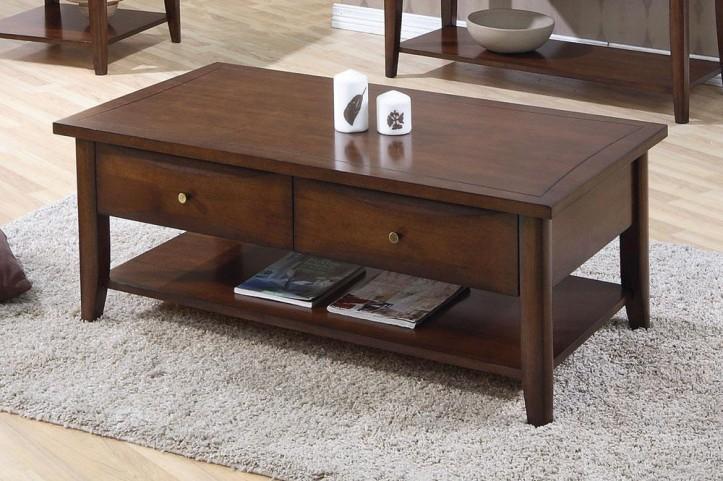 Walnut Coffee Table 700958