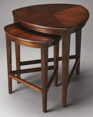 Butler Loft Finnegan Antique Cherry Nesting Tables