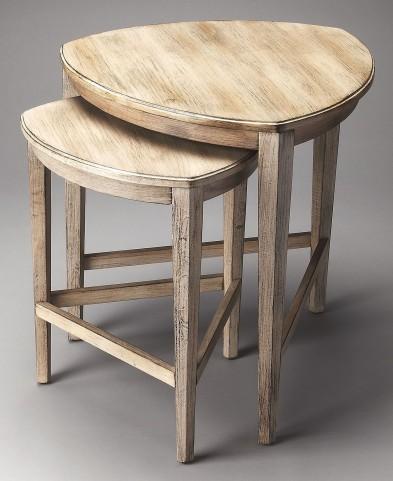 Butler Loft Finnegan Driftwood Nesting Tables