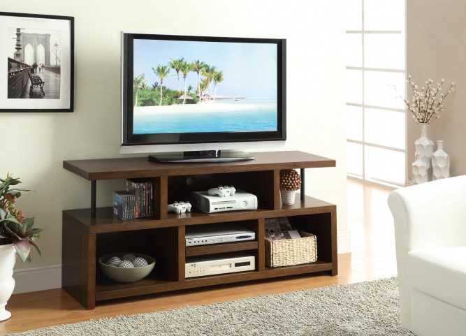 Brown Tv Stand 701374