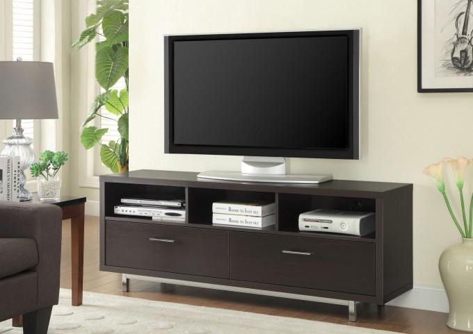 701973 Cappuccino Storage TV Console