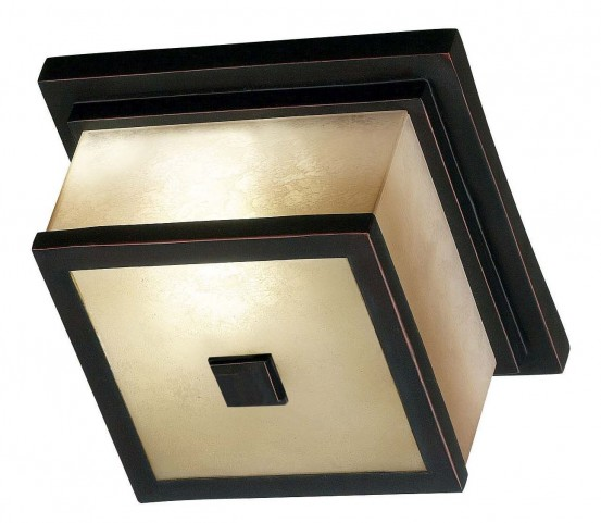 Plateau 2 Light Flush Mount