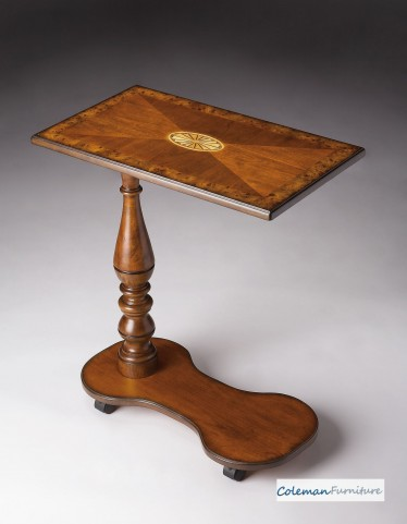 Olive Ash Mobile Tray Table