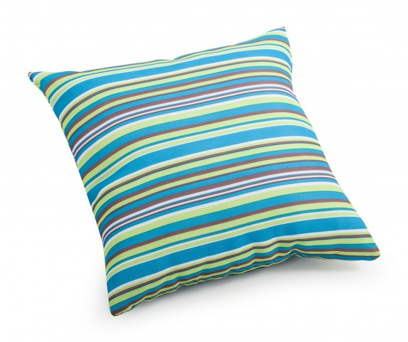 Puppy Multicolor stripe Small Pillow