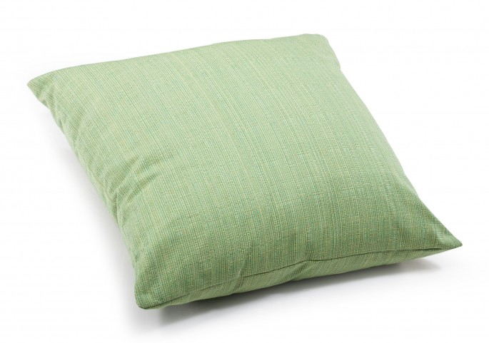 Parrot Lime mix thread Large Pillow