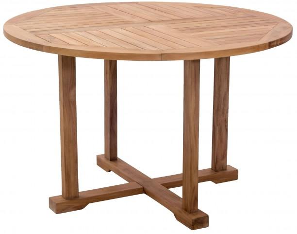 Regatta Natural Round Dining Table