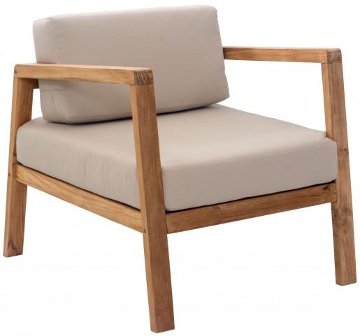 Bilander Natural Arm Chair