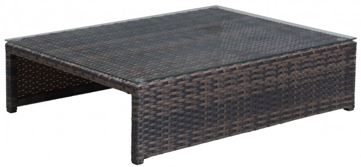 Delray Brown Coffee Table
