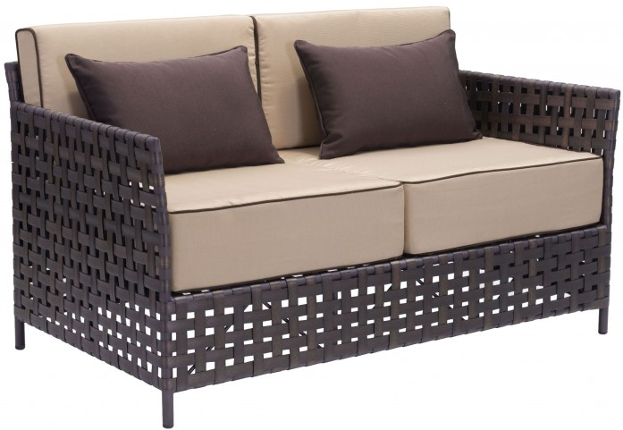Pinery Brown & Beige Sofa