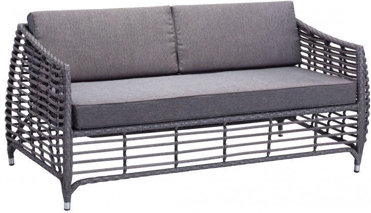Wreak Beach Gray Sofa