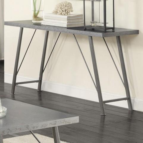 703759 Metal Sofa Table