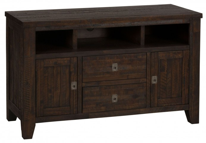 "Kona Grove Rustic Chocolate 50"" Media Unit"