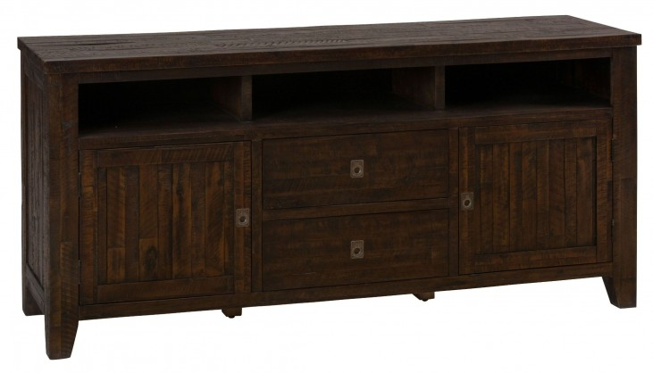 "Kona Grove Rustic Chocolate 70"" Media Unit"