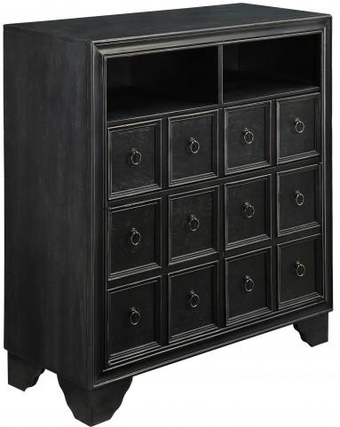 2 Door One Drawer Media Cabinet