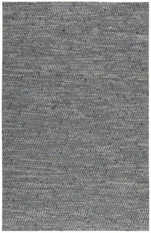 Branson 5 X 8 Woven Rug - Gray Blue