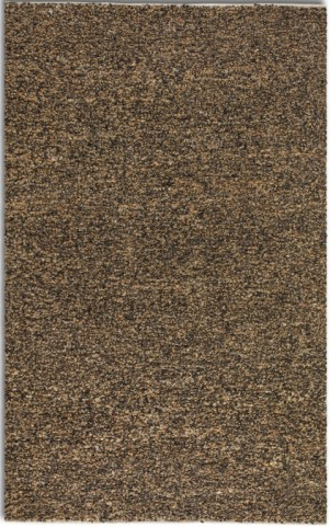 Tufara Small Rug - Brown