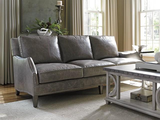 Oyster Bay Ashton Leather Sofa