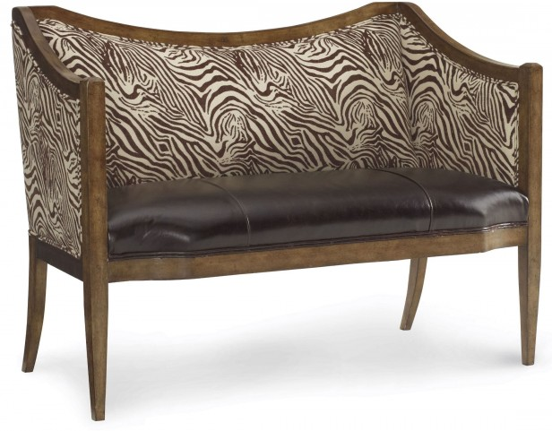 The Foundry Upholstered Chestnut Hill Settee