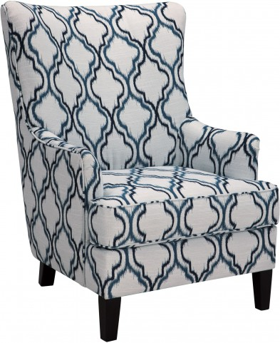 LaVernia Indigo Accent Chair