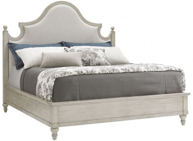 Oyster Bay Arbor Hills Cal. King Upholstered Bed