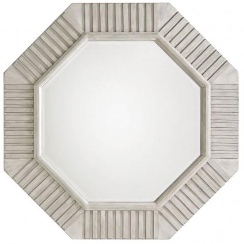 Oyster Bay Selden Octagonal Mirror