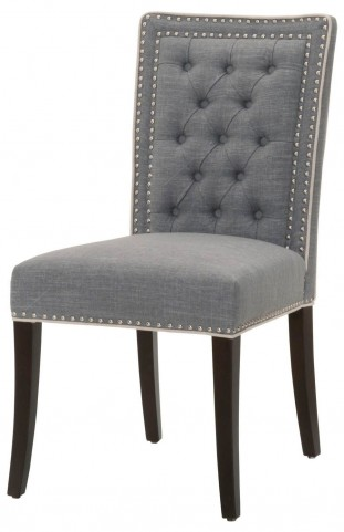 Villa Smoke Brandt Dining Chair Set of 2