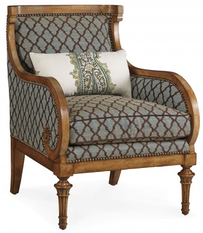 The Foundry Morrell Wing Chair
