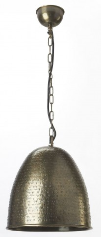 "Hors D'Oeuvres 12"" Dia Nickel Light Pendant"