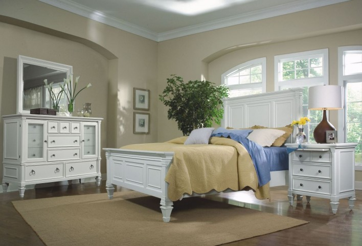 Ashby Youth Panel Bedroom Set