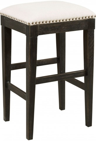 Stone Ridge Black Bistro Stool