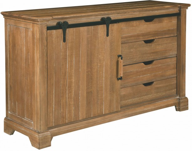 Stone Ridge Sliding Door Wine Buffet