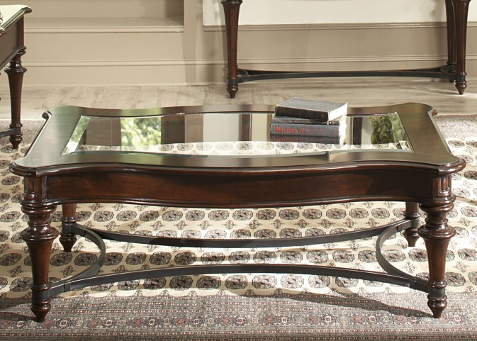 Kingston Plantation Rectangular Cocktail Table