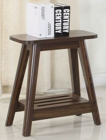 Chestnut Accent End Table