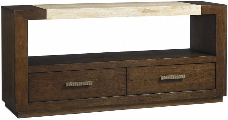 Laurel Canyon Estrada Warm Mocha Dining Console