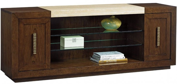 Laurel Canyon Malibu Vista  Media Console