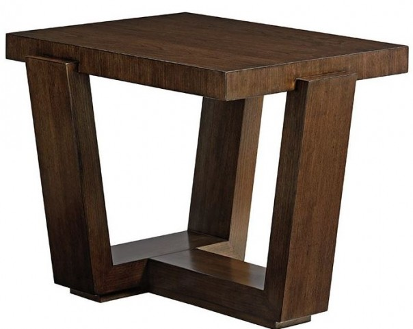 Laurel Canyon Esplanade End Table