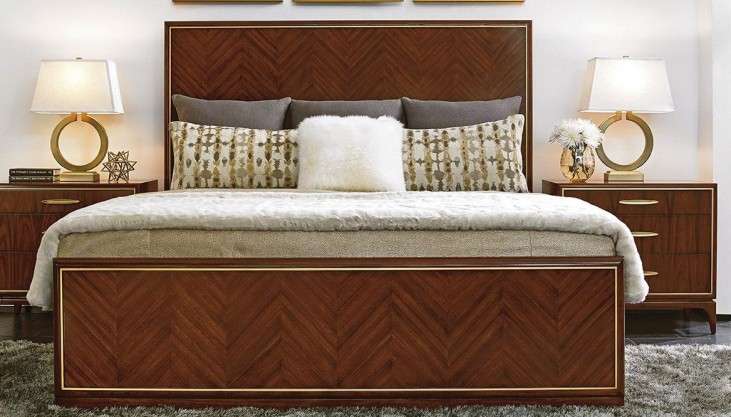 Take Five Carlyle Panel Bedroom Set