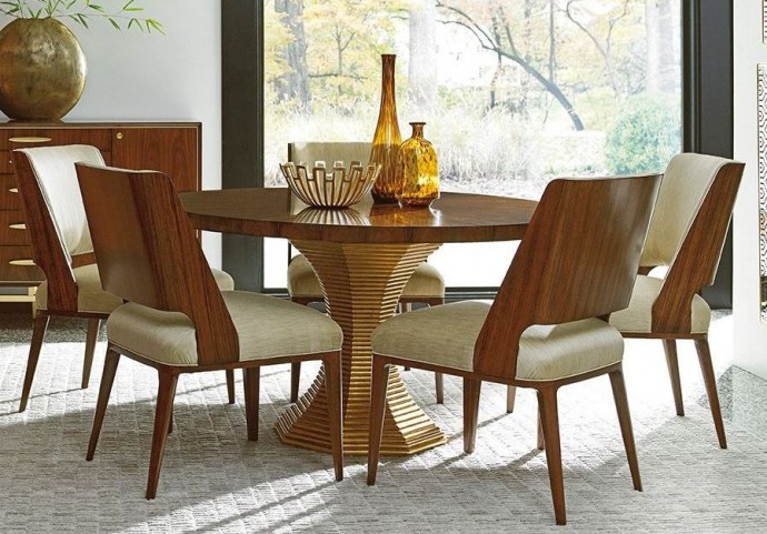 Take Five Regency Round Dining Room Set