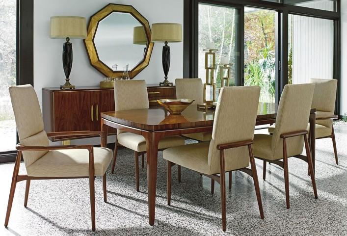 Take Five Viceroy Extendable Rectangular Dining Room Set